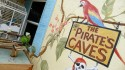 The Pirate's Caves